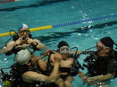 Atelier piscine d l gation d partementale apf de seine for Piscine 93