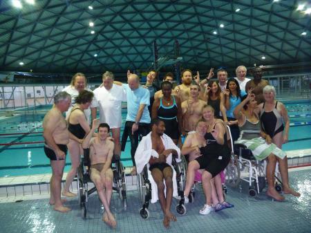 Bapthême de plongée 12 décembre 2012