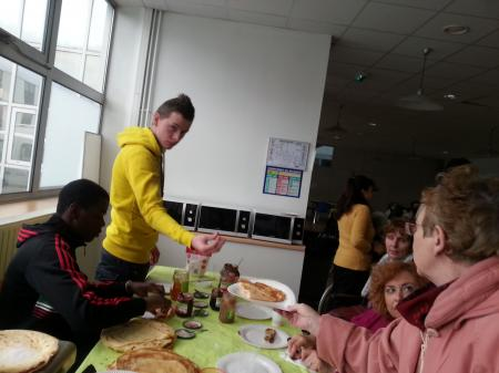 CREPE PARTY 8 mars 2013