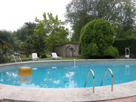 Le moulin de dannemois chez claude fran ois d l gation for Piscine vitry le francois
